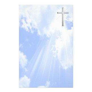 Christian  Stationary Custom Stationery