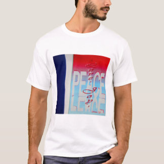 Christian T-shirt, patriotic Red White Blue T-Shirt