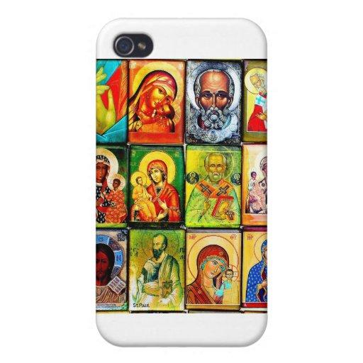 Christian Theme Religious iphone 4 case