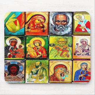 Christian Theme Religious Mousepad