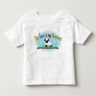 Christian toddler tee - The Lord is my Shepherd