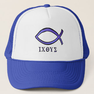 Christian Trucker Hat