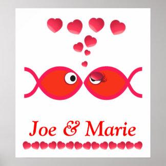 Christian Valentine Red v1 Poster