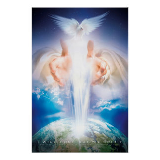 Christian wall art - HOLY SPIRIT