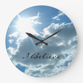 Christian Wall Clock