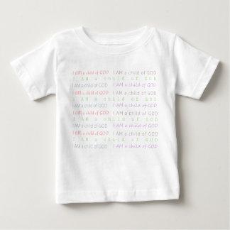 Christian Warrior Prayer I AM CHILD OF GOD Baby T-Shirt
