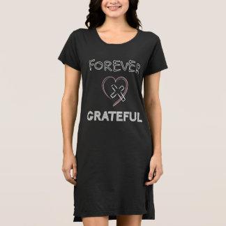 Christian Women Dresses Jesus Cross Heart