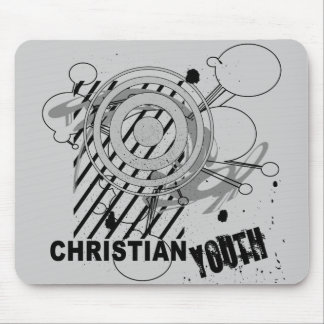 Christian Youth Mouse Pad