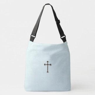 Christian-Zechariah 4:6_Faith-Feel-Good-Tote-Bag's Crossbody Bag