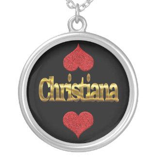 Christiana necklace