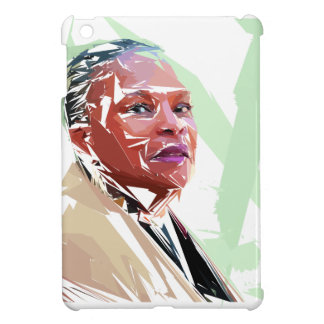 Christiane Taubira iPad Mini Cover