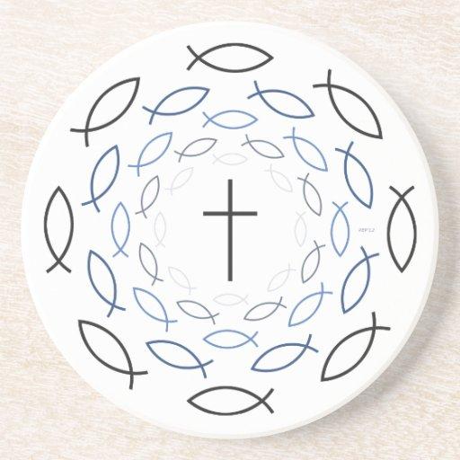 Christianity Coaster