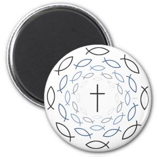 Christianity Fridge Magnets