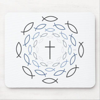 Christianity Mouse Pad
