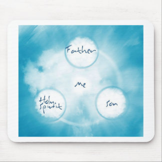 Christianity Mousepads