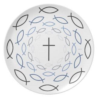 Christianity Dinner Plate