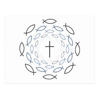 Christianity Postcard