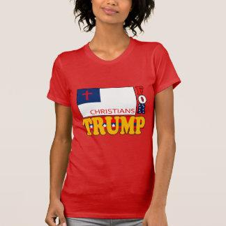 Christians for Trump T-Shirt