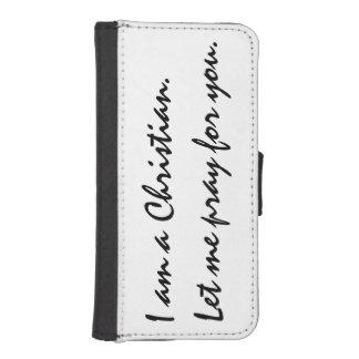 Christian's iPhone SE/5/5s Wallet Case