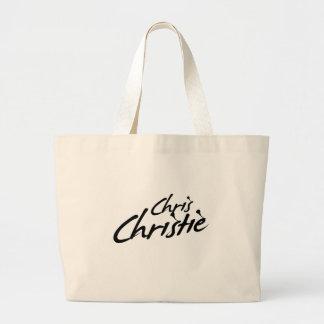 CHRISTIE AUTOGRAPH TOTE BAGS