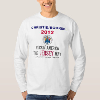 Christie Booker 2012 Fantasy League T-Shirt