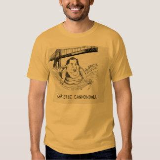 Christie Cannonball! Tshirt