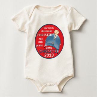 Christie Governor 2013 Baby Bodysuit