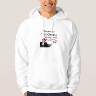 Christie Shows Liberals to the Door Sweatshirt