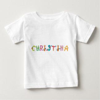 Christina Baby T-Shirt