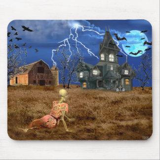 Christina's Halloween World Mouse Pad