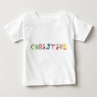 Christine Baby T-Shirt