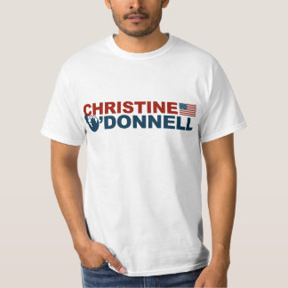 Christine O'Donnell for Liberty T-Shirt