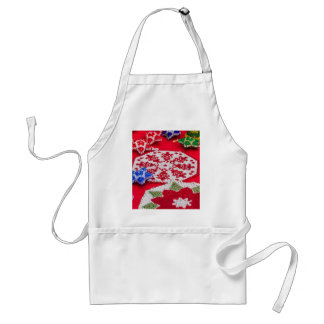 christmaas decoration standard apron