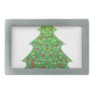 christmas-1081473 rectangular belt buckles