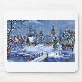 Christmas 1376 mouse pad