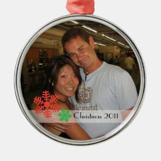 Christmas 2011 christmas tree ornament