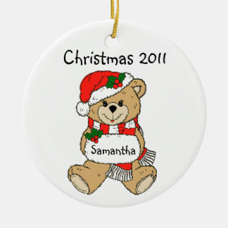 Christmas 2011 Ornament with Your Child's Name
