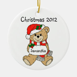 Christmas 2012 Ornament with Your Child's Name