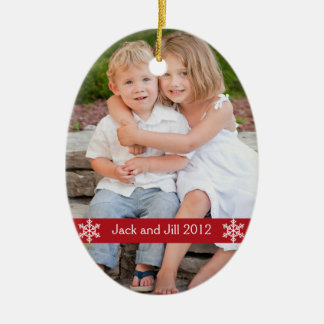 Christmas 2012 Photo keepsake ornament