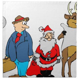 christmas-2879263 napkin