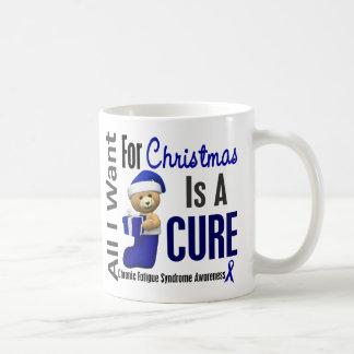 Christmas 2 CFS Chronic Fatigue Syndrome Coffee Mug