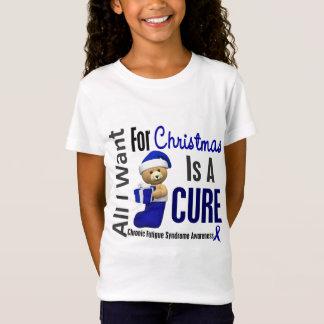 Christmas 2 CFS Chronic Fatigue Syndrome T-Shirt