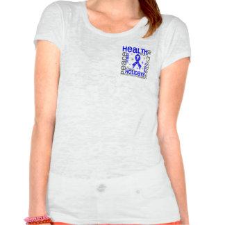 Christmas 4 CFS Snowflakes Shirt