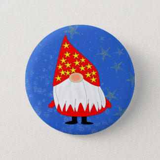 Christmas 6 Cm Round Badge
