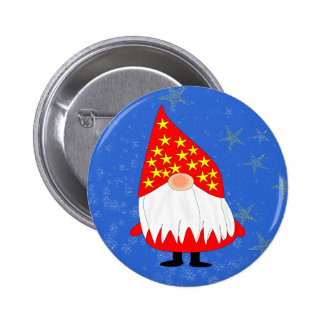 Christmas 6 Cm Round Badge