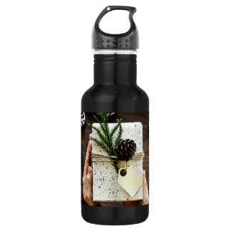 Christmas - A Time of Giving 532 Ml Water Bottle