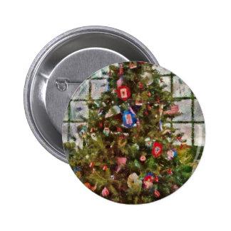 Christmas - An American Christmas Pins