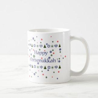 Christmas and Hanukkah Combo Mug