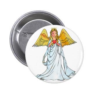 Christmas Angel 2014 Xmas Angel Buttons