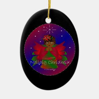 Christmas Angel Baby Nollaig Chridheil I Christmas Ornaments